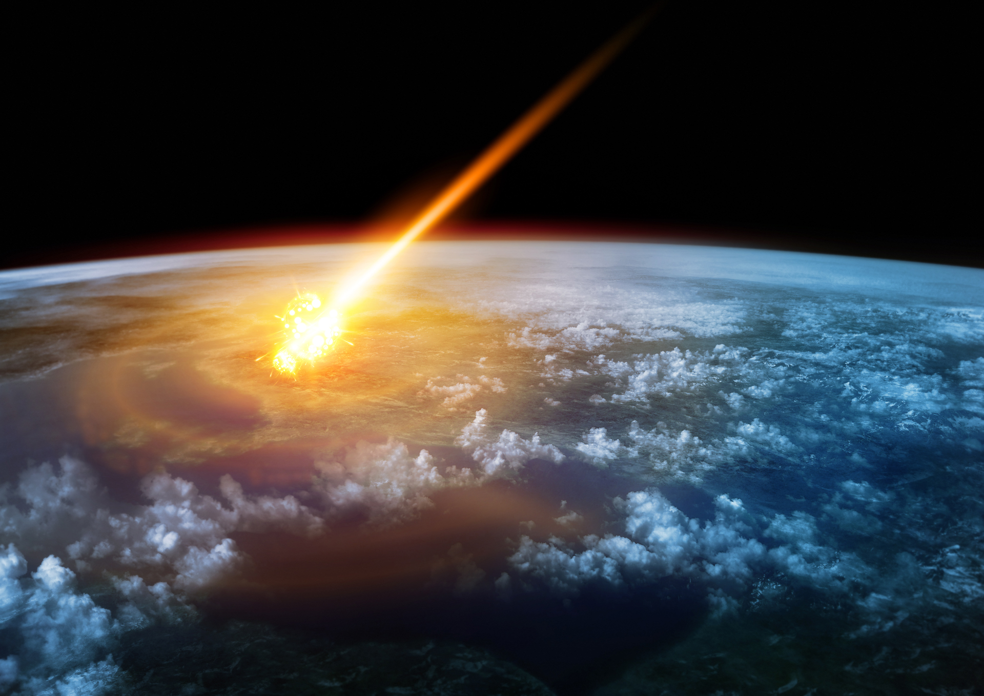 Asteroids have been crushing Earth for nearly 300 million years and no one knows why