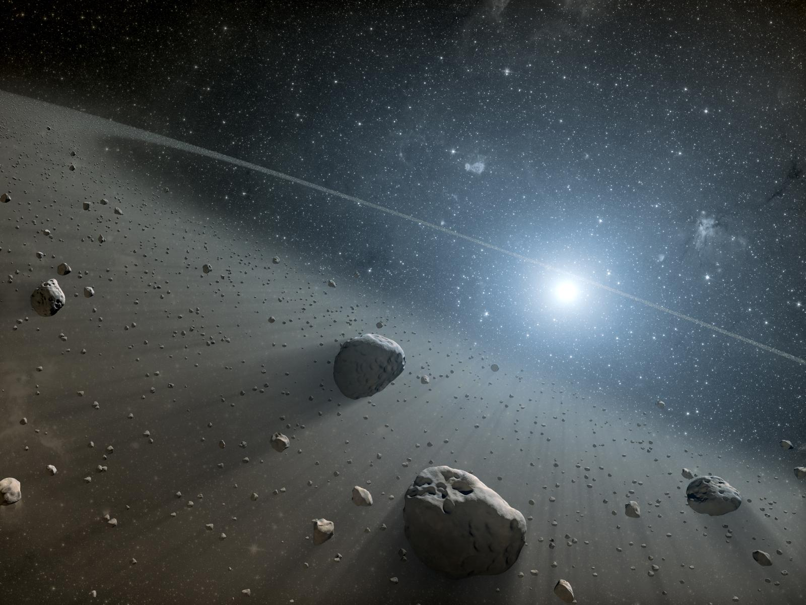 Pyramid-shaped 427-foot asteroid set to whiz past Earth