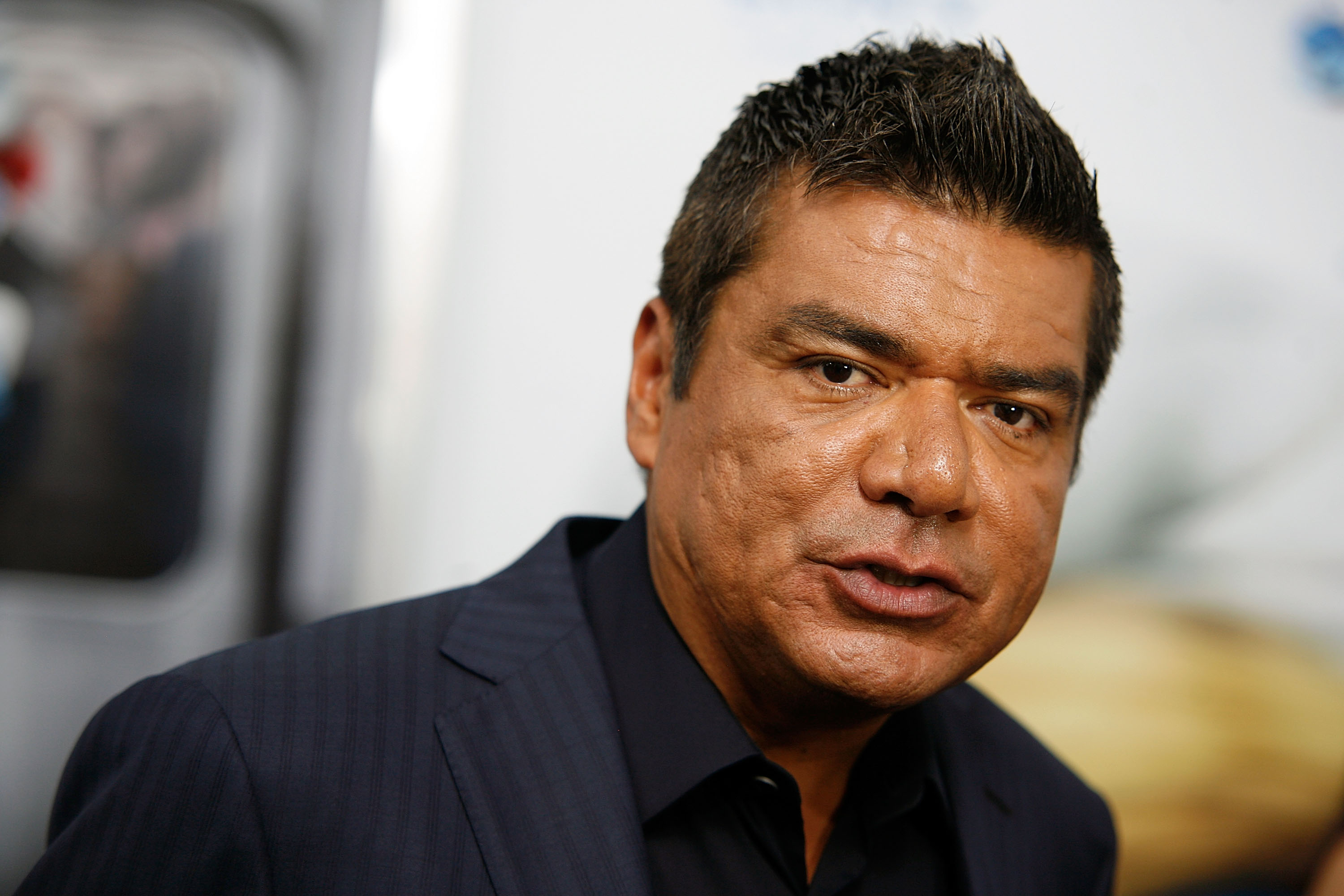 George Lopez got in a fight with an alleged Trump supporter at a Hooters