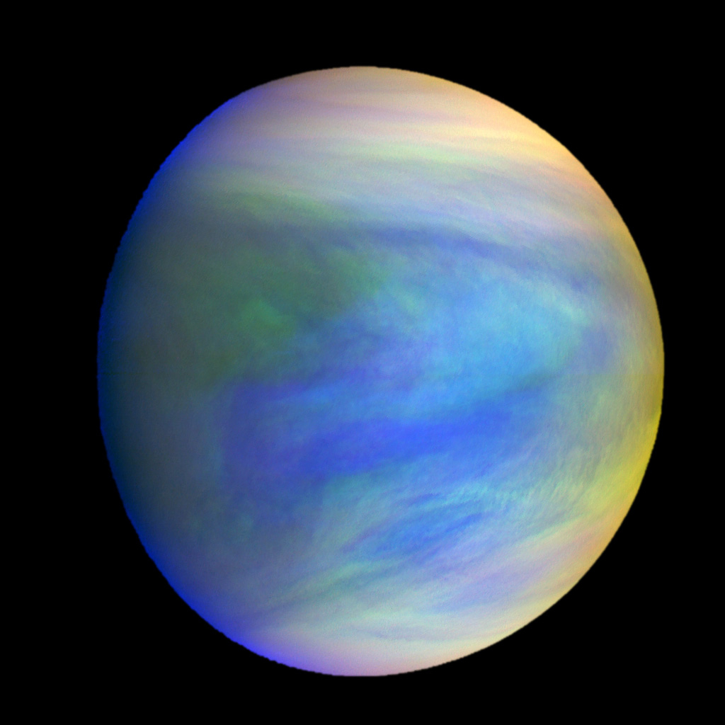 Why does Venus spin so weirdly?