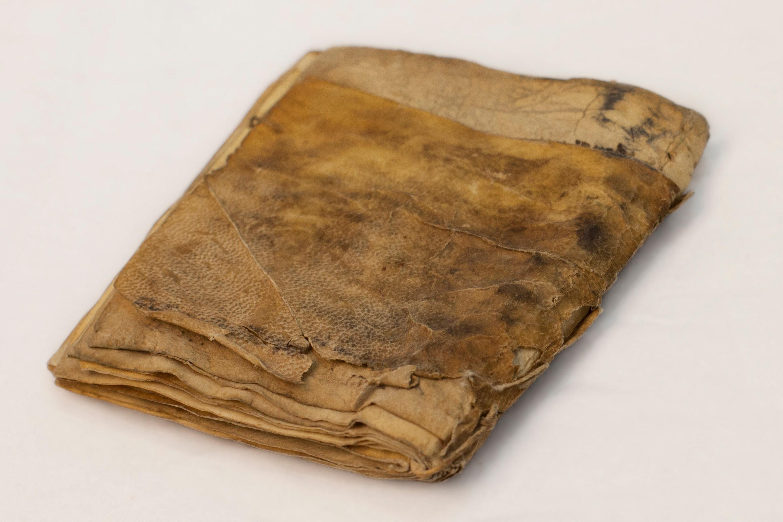 Rare Jewish prayer book predates oldest known Torah scroll