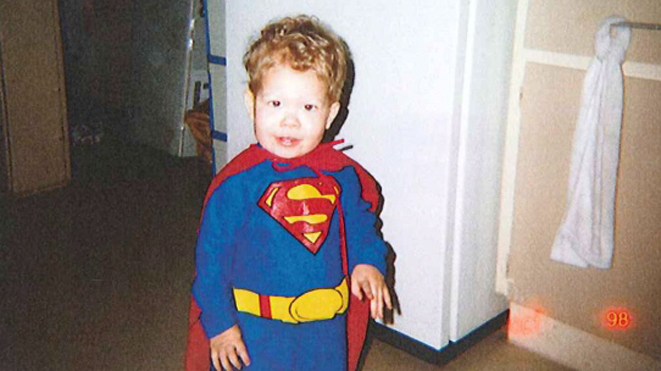 Superman logo barred from memorial statue of starved Toronto boy