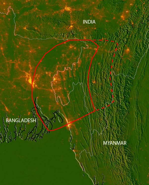 Hidden fault could trigger cataclysmic megaquake in Asia