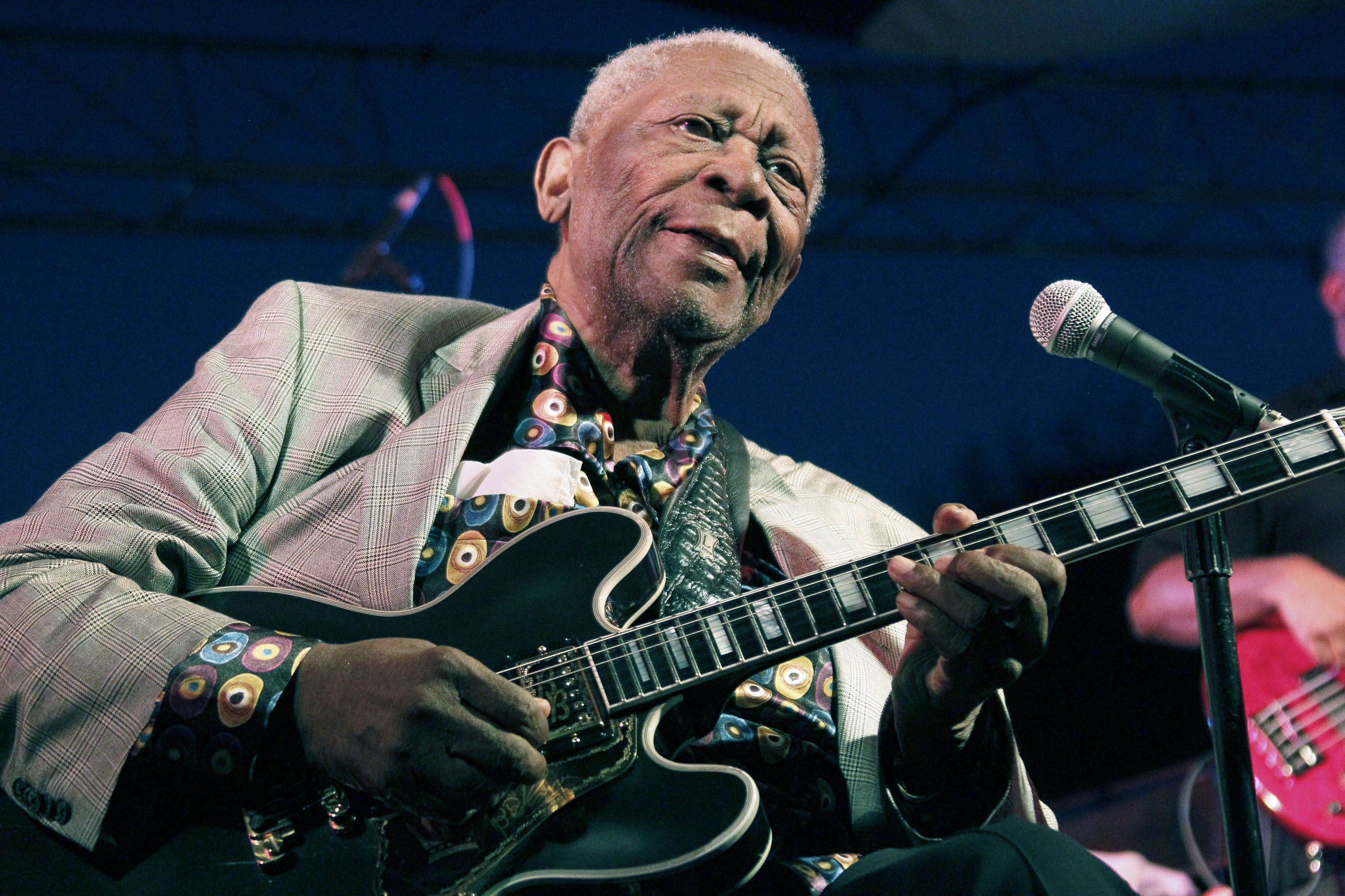 Blues legend B.B. King in hospice care at his home