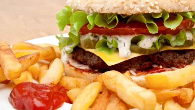 The 'world's healthiest burger' has 50 ingredients