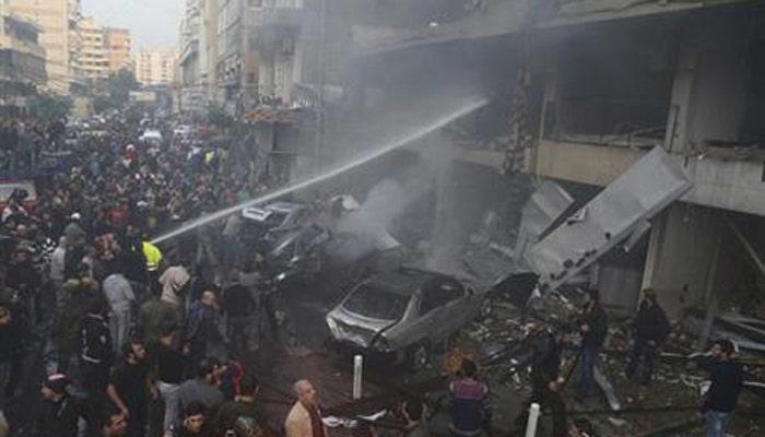 Syrian civil war bleeds into Beirut, as terror groups clash
