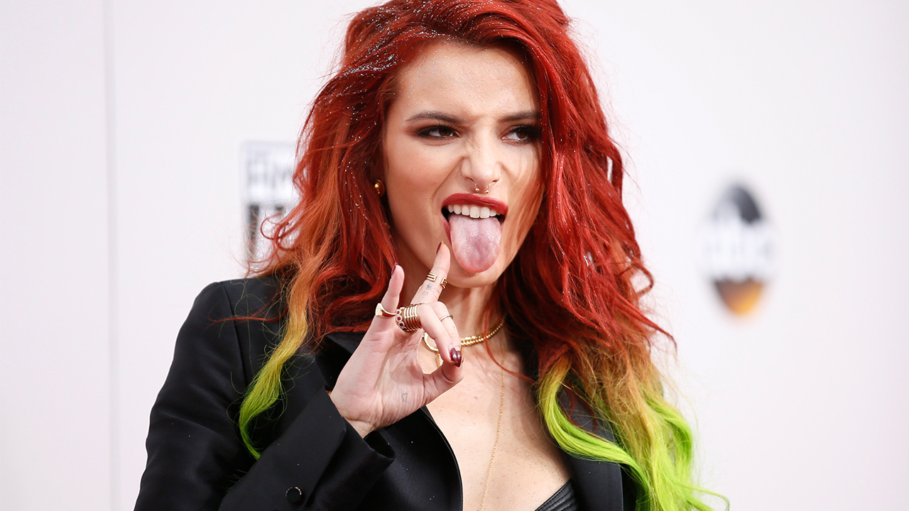 Bella Thorne and entourage kicked out of hotel for smoking pot at Sundance