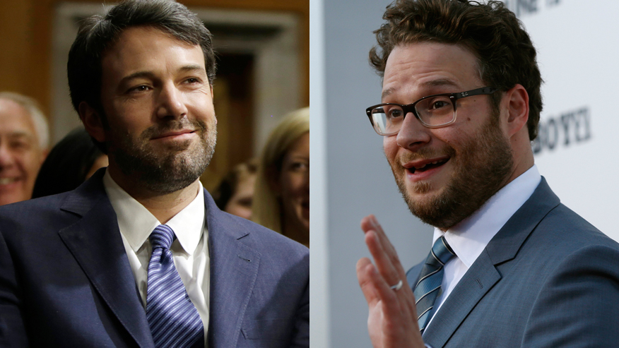 DC duel: Seth Rogen blasts senators for skipping his testimony; Ben Affleck plays to packed house
