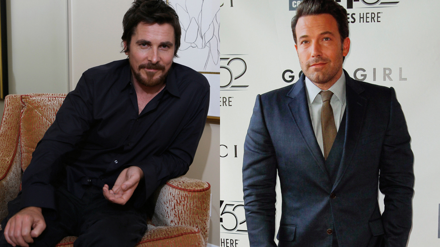 Christian Bale was 'jealous' over Ben Affleck's 'Batman' casting
