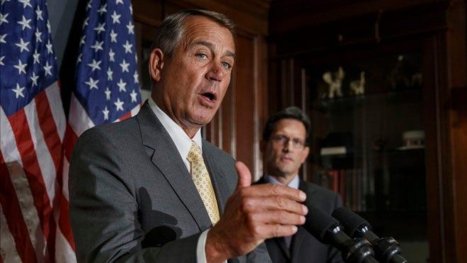 GOP lawmakers urge FCC to ditch effort to regulate Internet