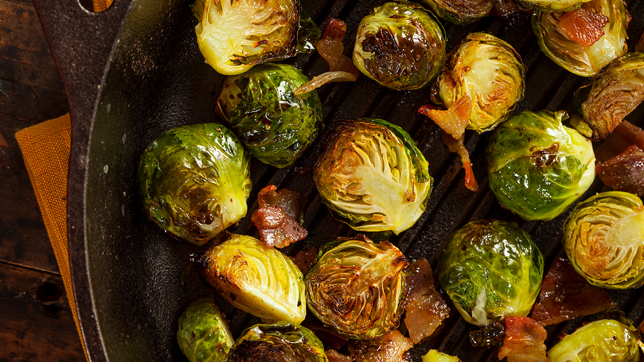 The internet is trolling the New York Times over their brussels sprouts recipe