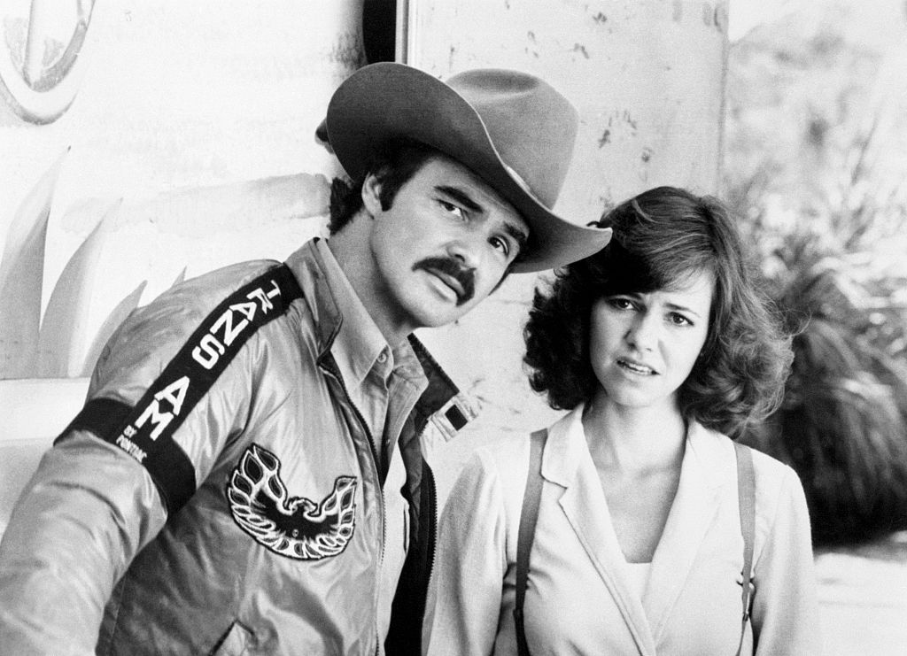 Sally Field on her 'instantaneous and intense' relationship with Burt Reynol...