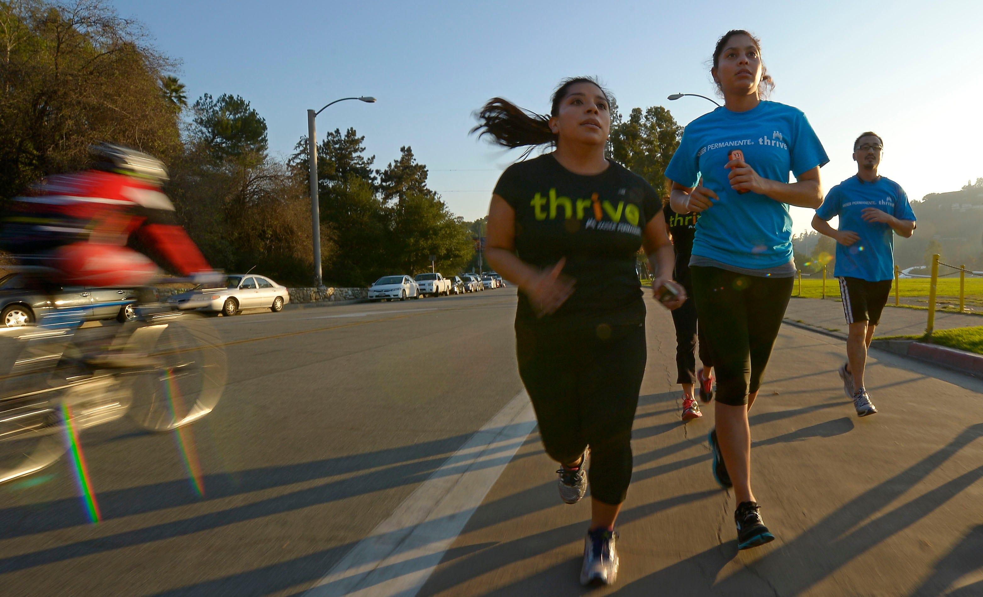 Shock! Running may actually make knees healthier