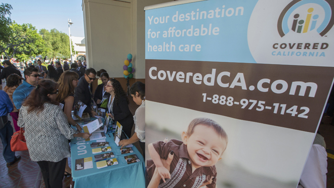 Calif. health exchange shares consumers' data without permission