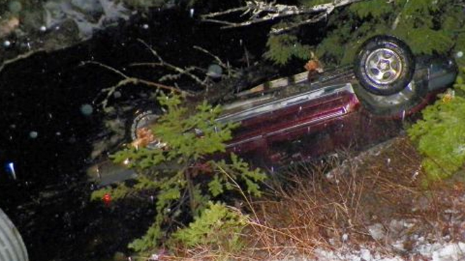 Maine logger hailed a hero after crawling into sunken car to save baby   Fox News