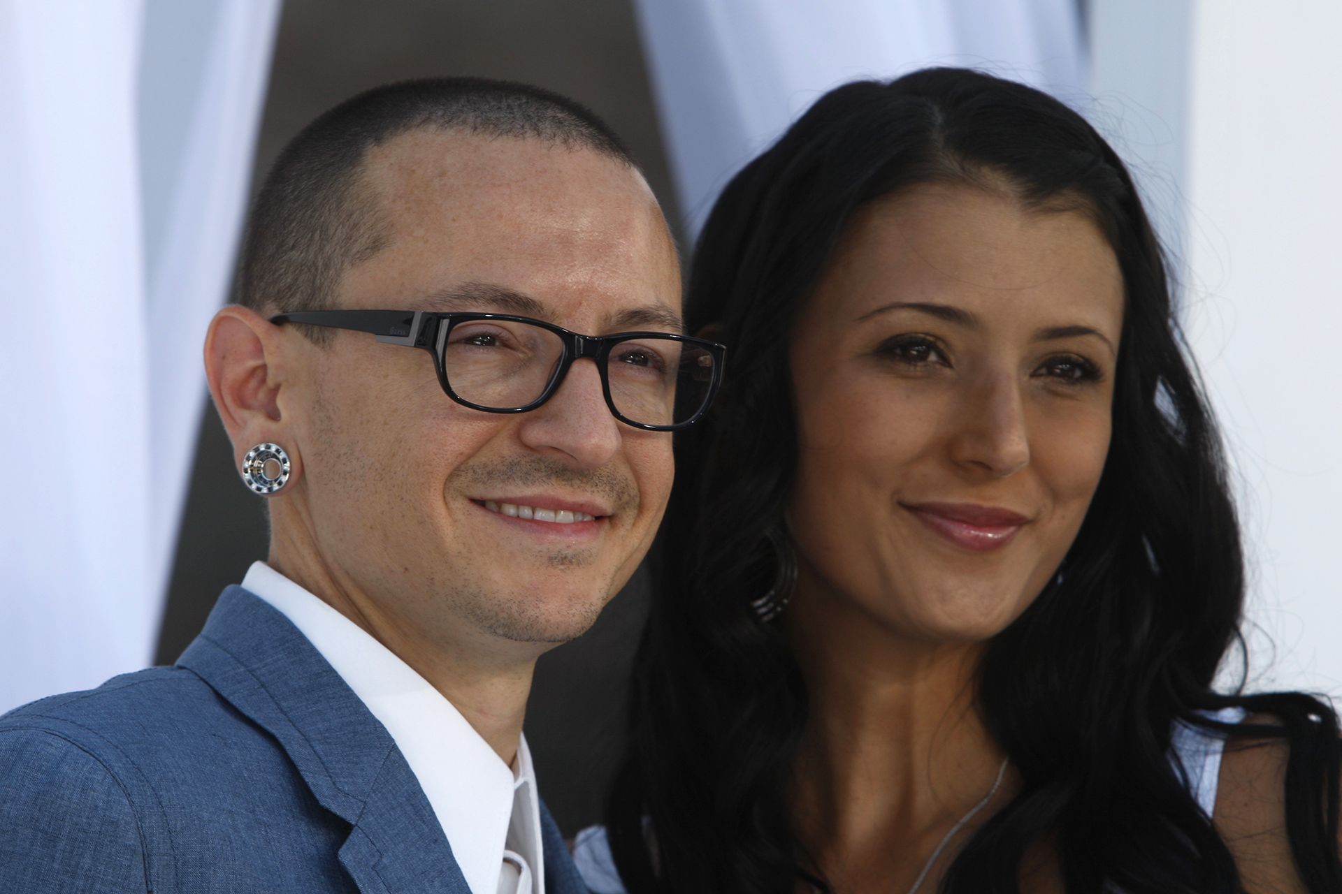 Chester Bennington's widow engaged two years after his death