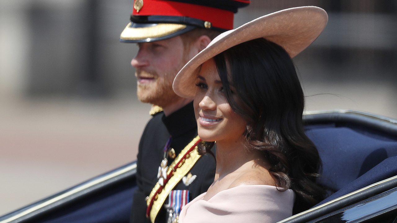 Meghan Markle, Prince Harry registered domain names for daughter Lilibet Diana before queen's approval: report
