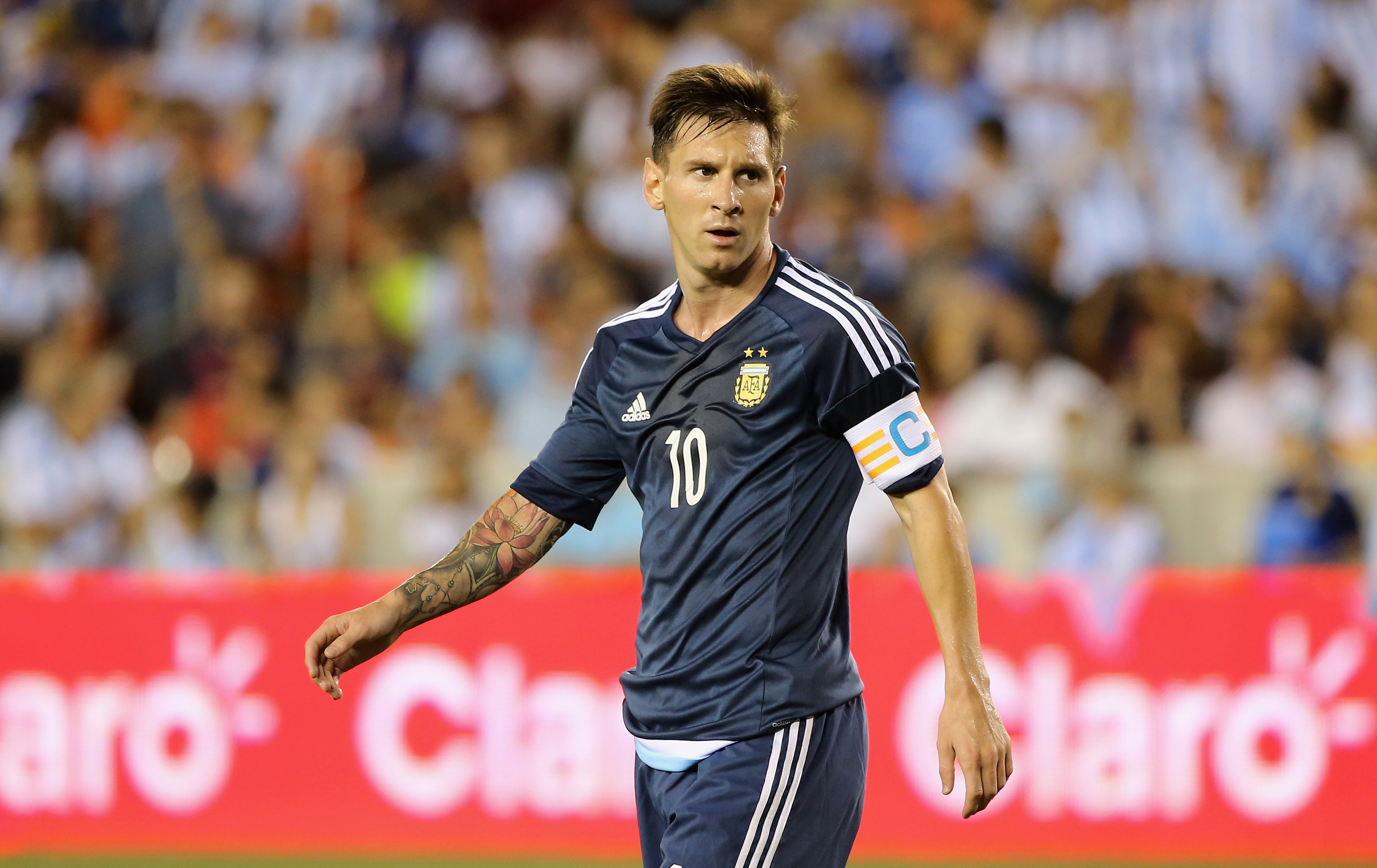 Argentina's Lionel Messi will skip Rio Olympics to rest, coach says | Fox News