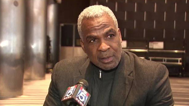 Ex-NY Knick Oakley denies provoking arrest