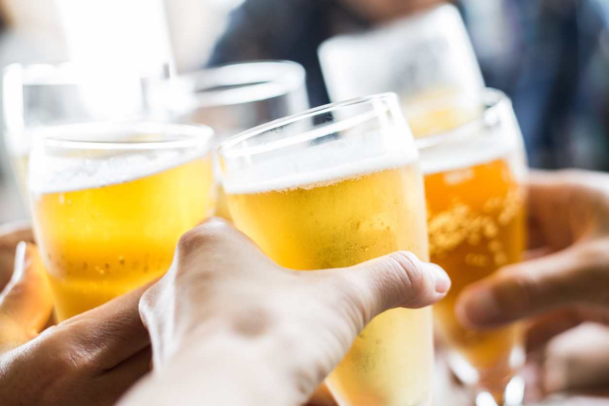 5 unexpected benefits of drinking you never knew