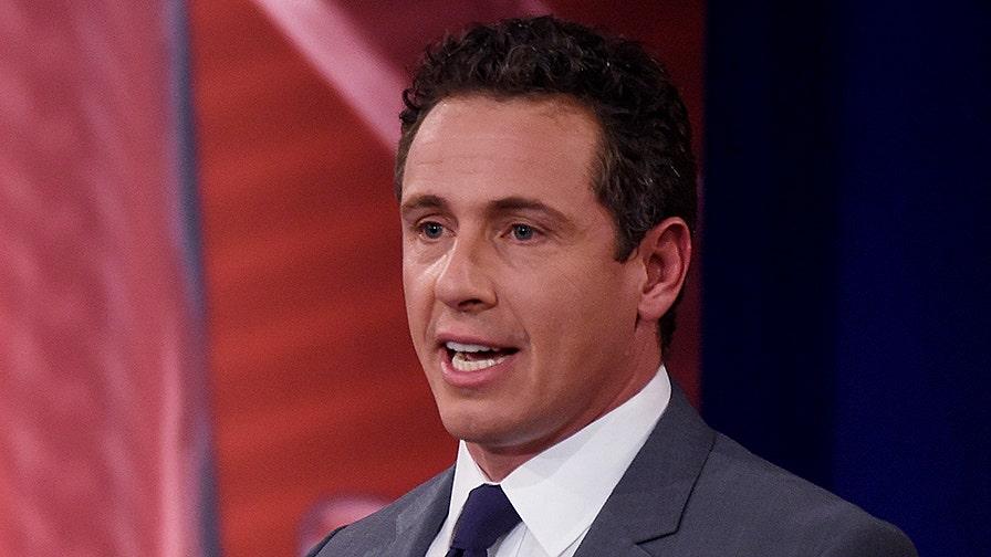 CNN's Chris Cuomo's 'Mine too' joke to Kamala Harris at LGBTQ event draws backlash