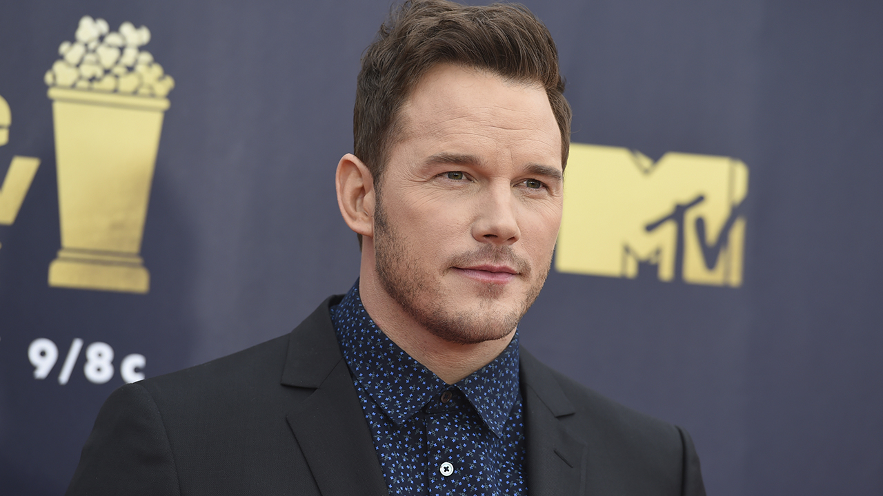 Chris Pratt following 21-day diet based on the bible