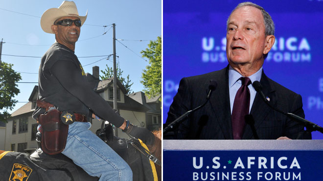 Gun fight? National political donors spend hundreds of thousands on local Milwaukee sheriff's race