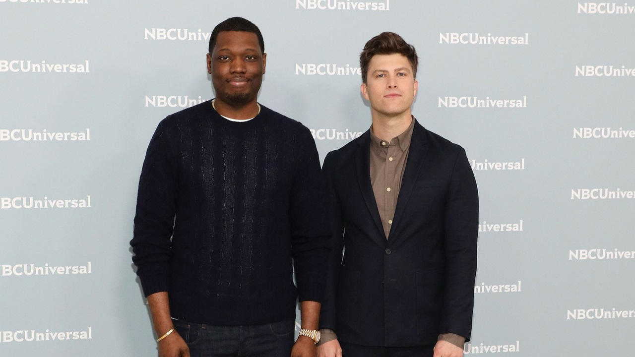 'Saturday Night Live' star Michael Che attacks writer who criticized 'Weekend Update' co-host Colin Jost