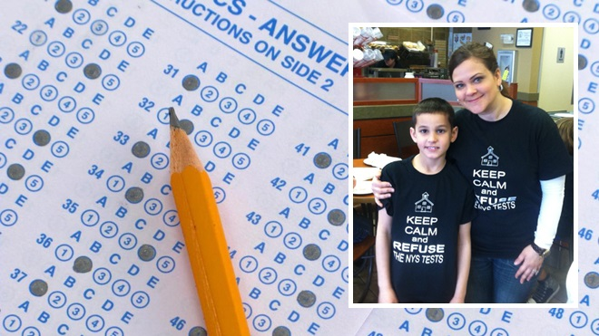 On first day of Common Core testing, some NY students sit it out
