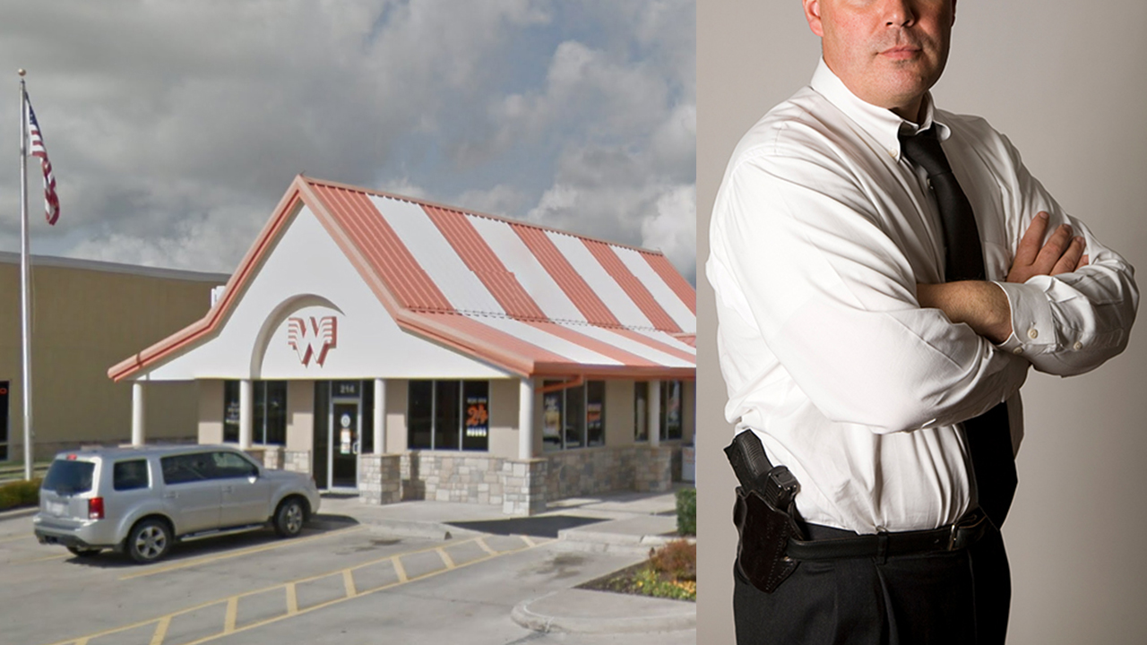 Whataburger apologizes after manager denied serving plainclothes detective carrying gun