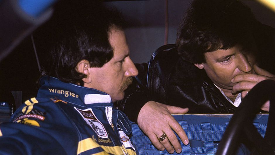 Richard Childress recalls the gamble on Dale Earnhardt that almost broke him