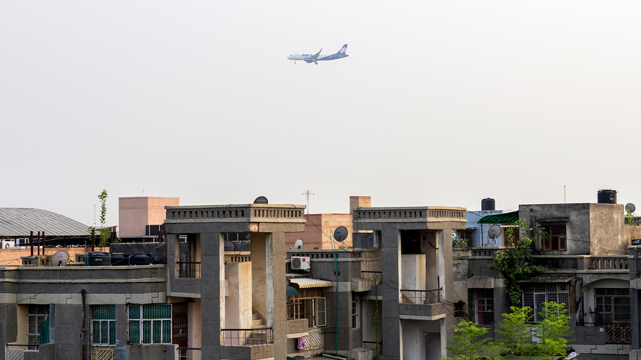 India residents claim they're getting rained on by airplane passenger poop