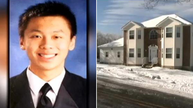 Suspected hazing death of New York student ruled a homicide