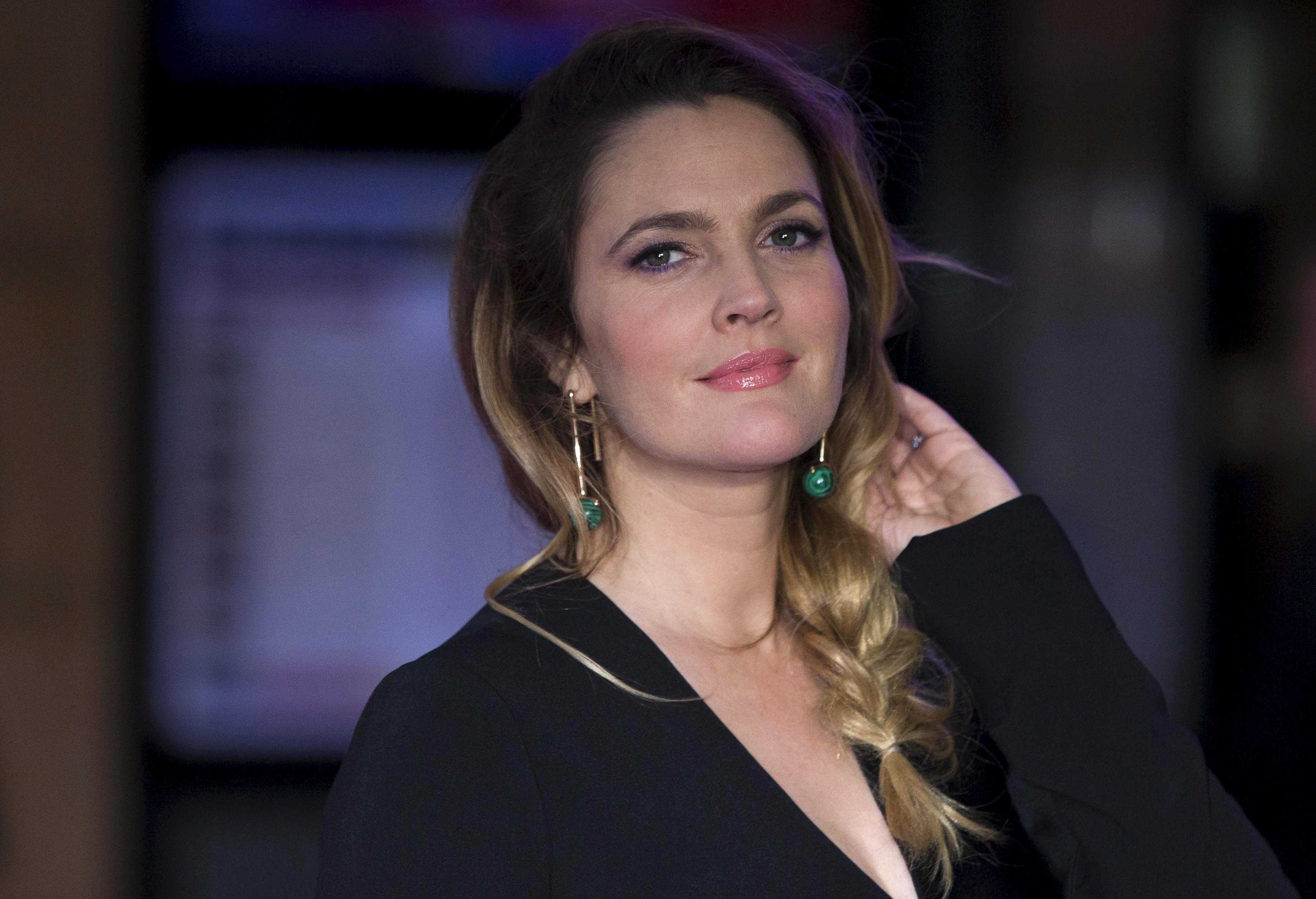 Drew Barrymore's dieting struggles: 'All I did was cry'