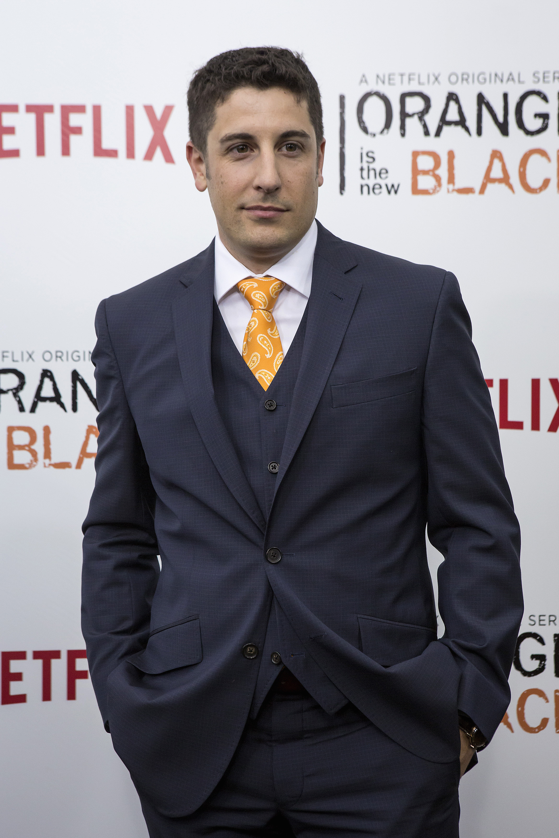 'American Pie' star Jason Biggs reveals he's been sober for one year after 'obsession with booze and drugs'