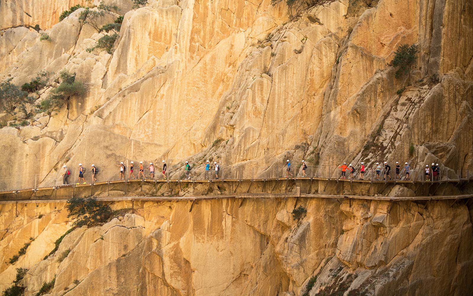 The world's most dangerous path is reopening to hikers