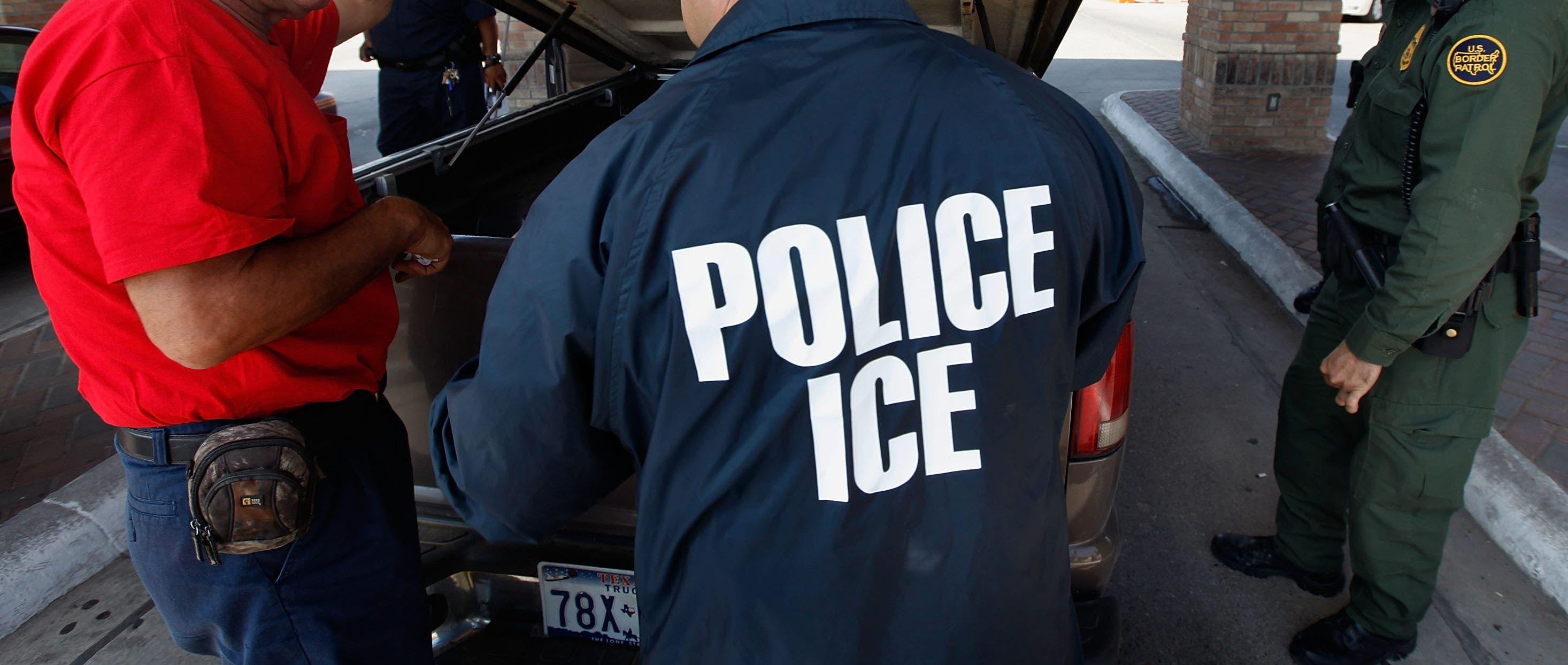 Westlake Legal Group e7262e59-ICE-BT ICE announces hundreds of migrants arrested in raid operations Ronn Blitzer John Roberts fox-news/us/immigration fox news fnc/politics fnc article 90072b7a-9468-5e50-a7c6-8a9e585485c7