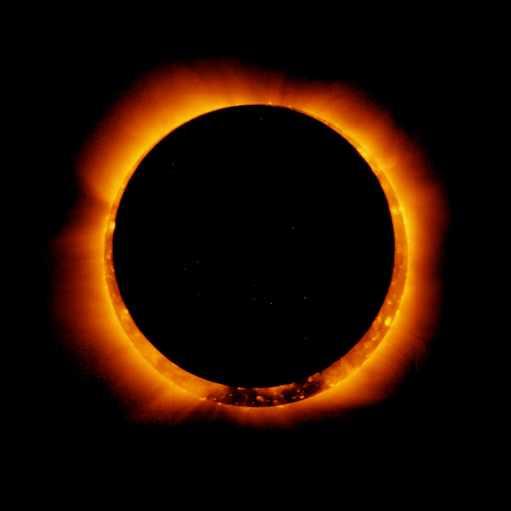 'A demon ate the Sun' How solar eclipses inspired superstition