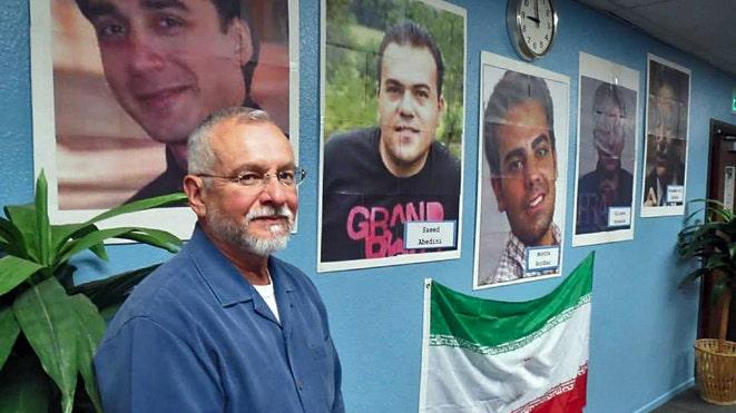 Commando clergyman: US pastor recounts daring protest mission to Iranian prison