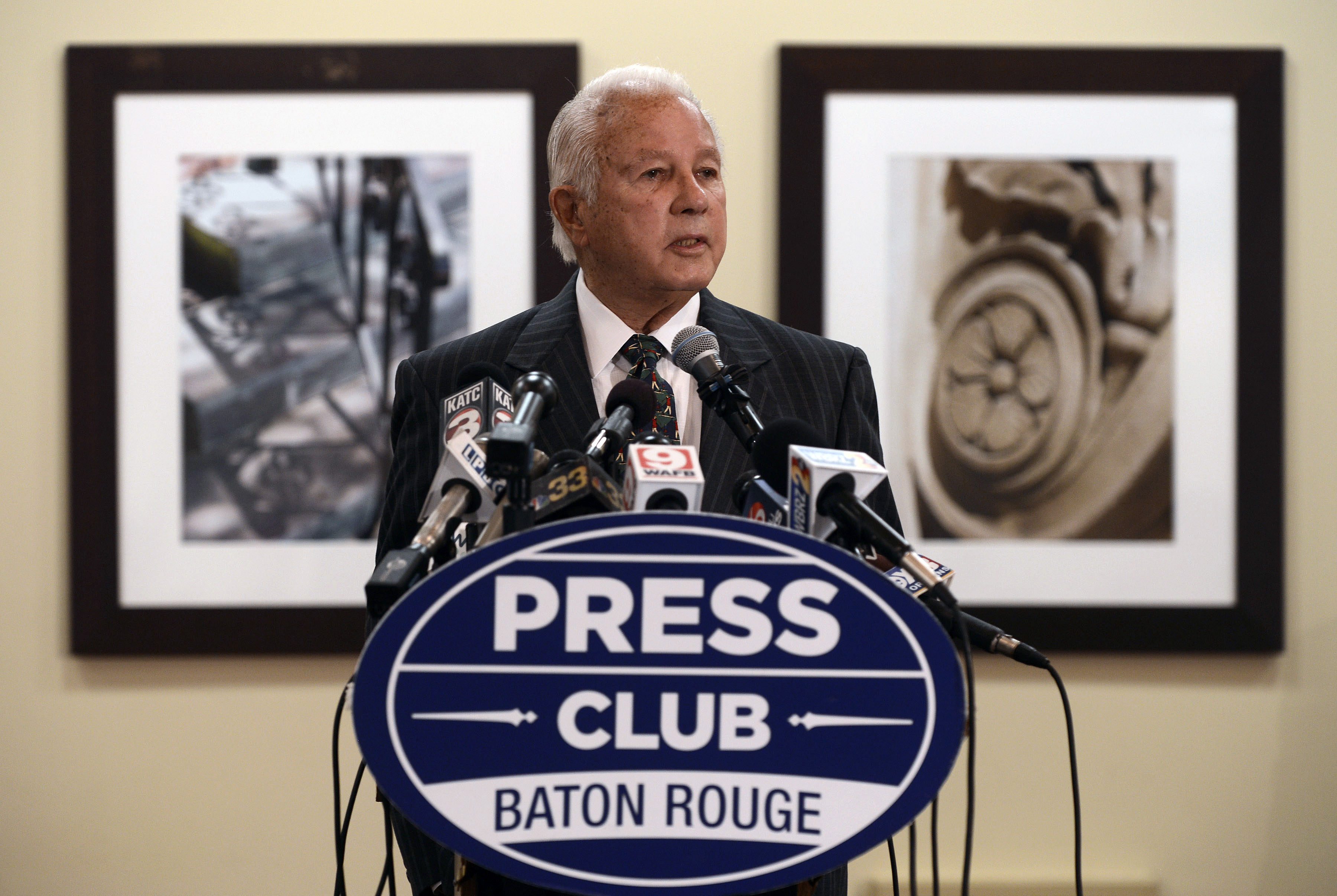 After serving prison sentence, former Louisiana Gov. Edwards to run for Congress