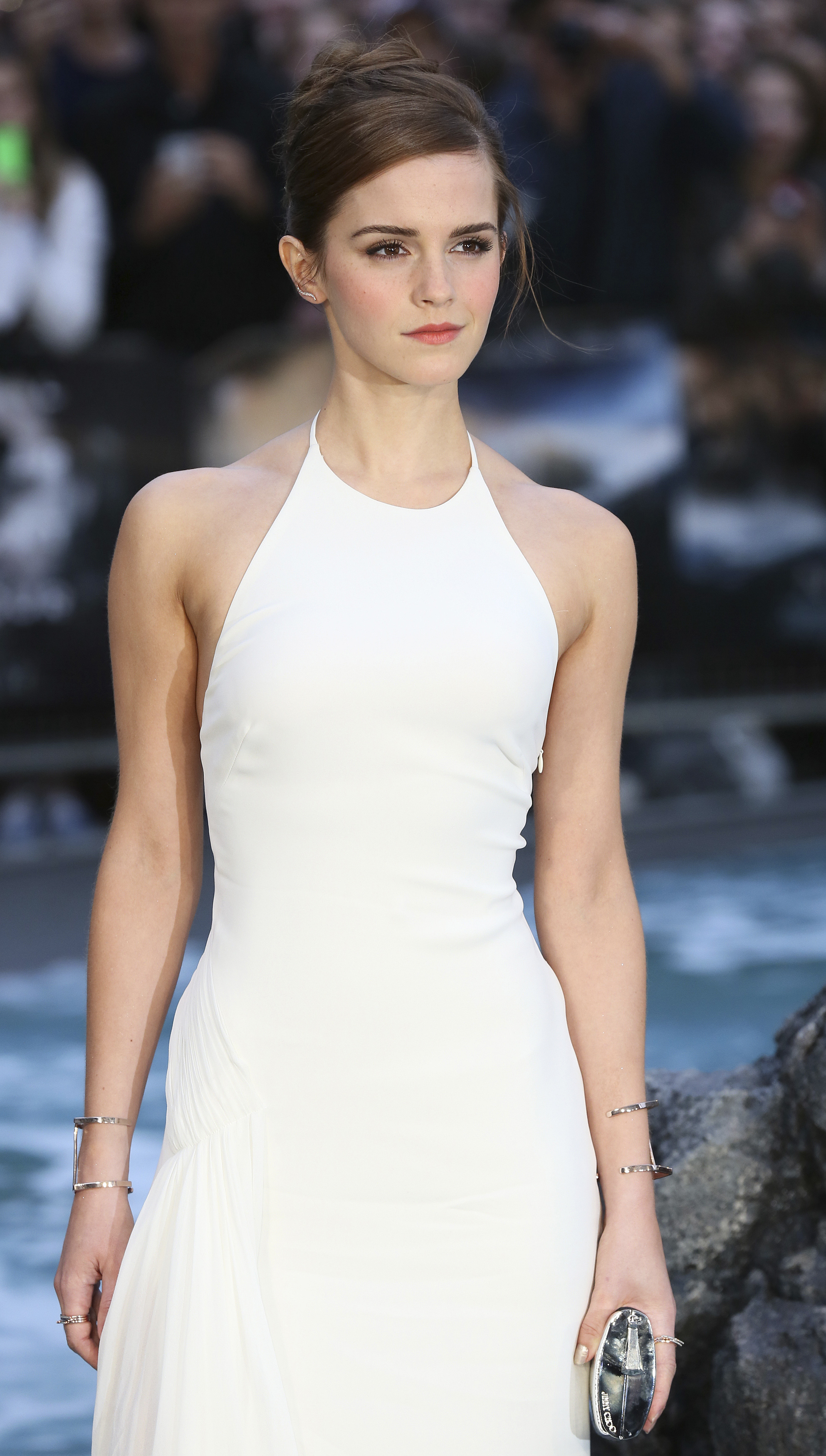 Emma Watson will reportedly appear topless in next movie