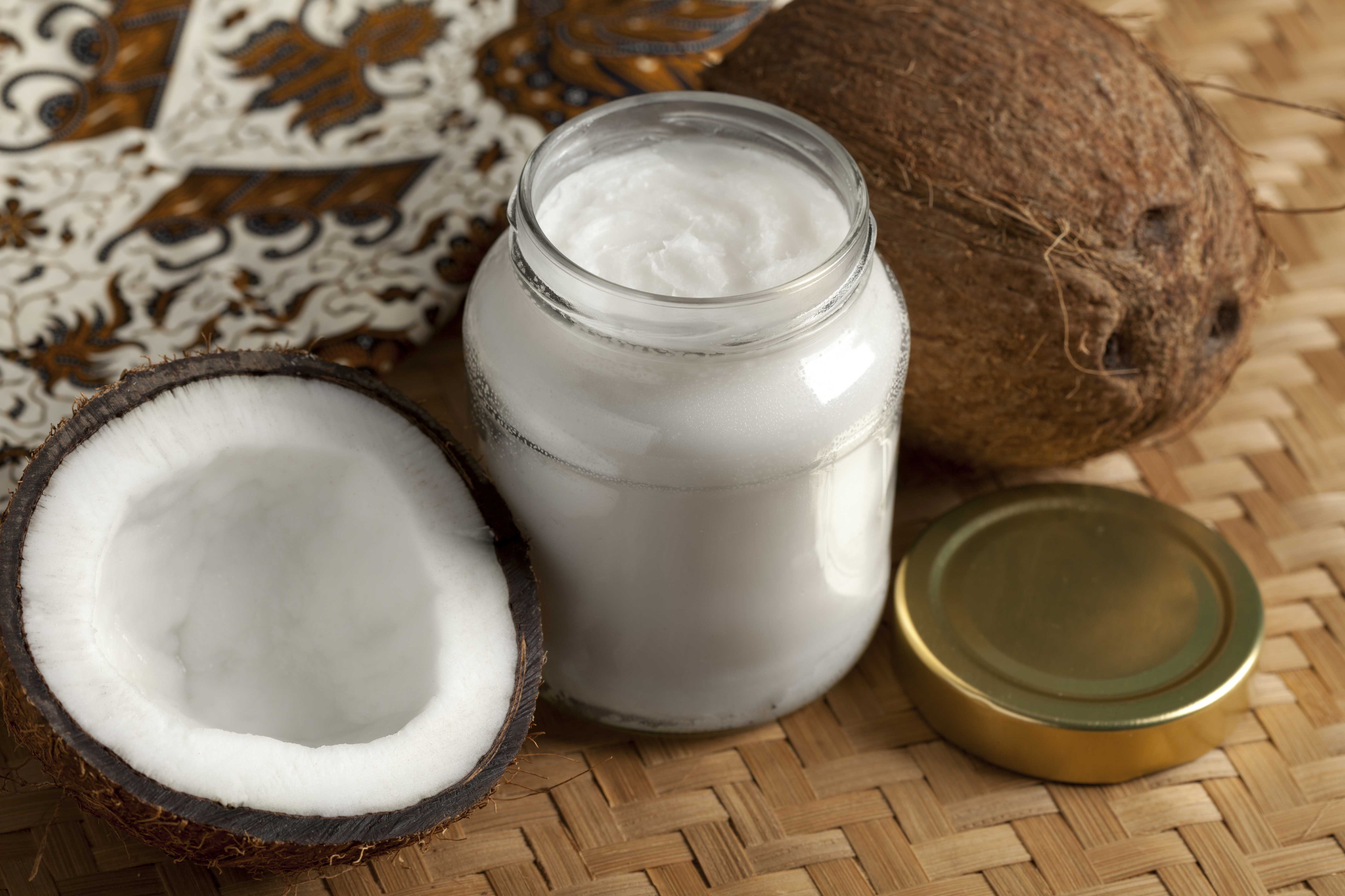 Coconut oil isn't that good for you after all