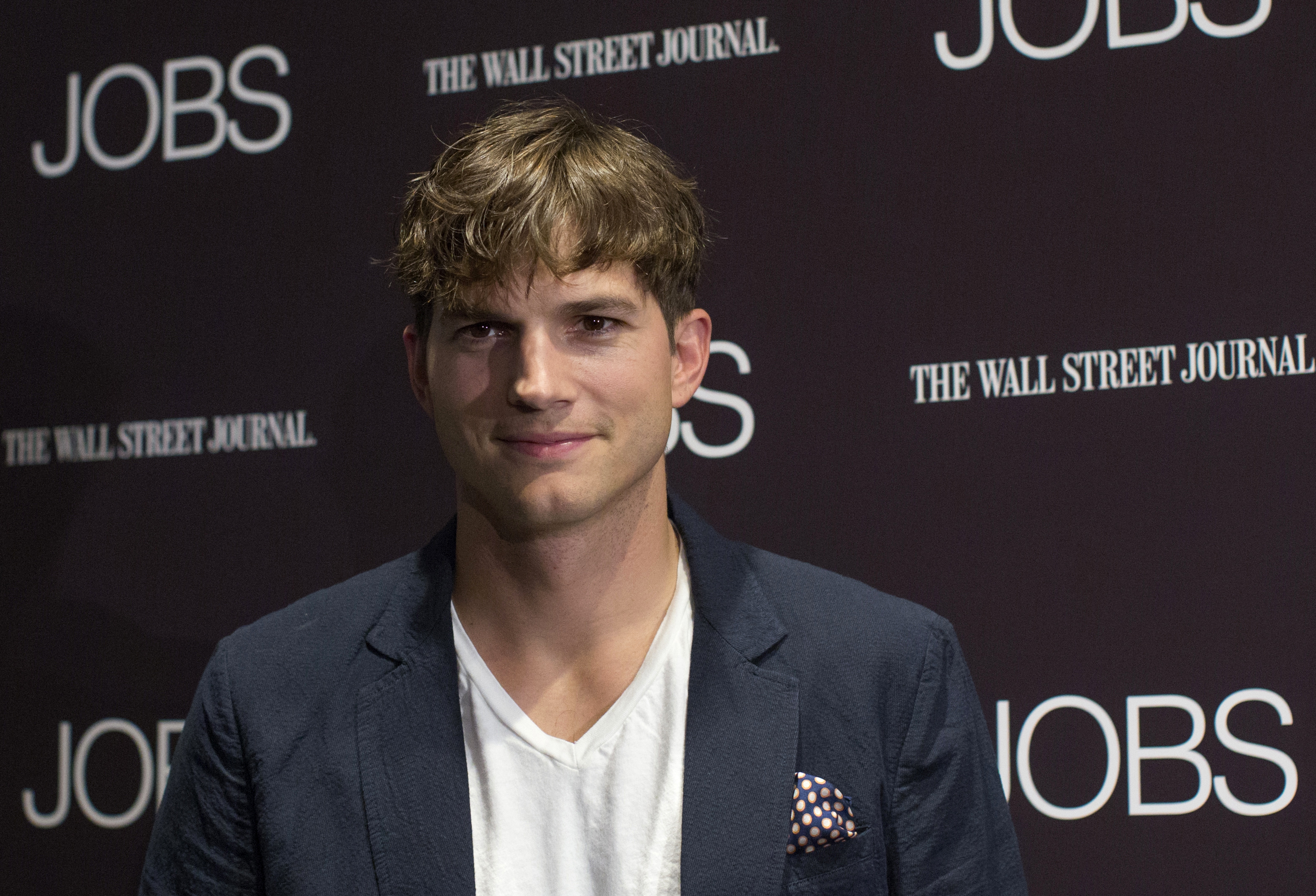 Ashton Kutcher: I stopped listening to Charlie Sheen