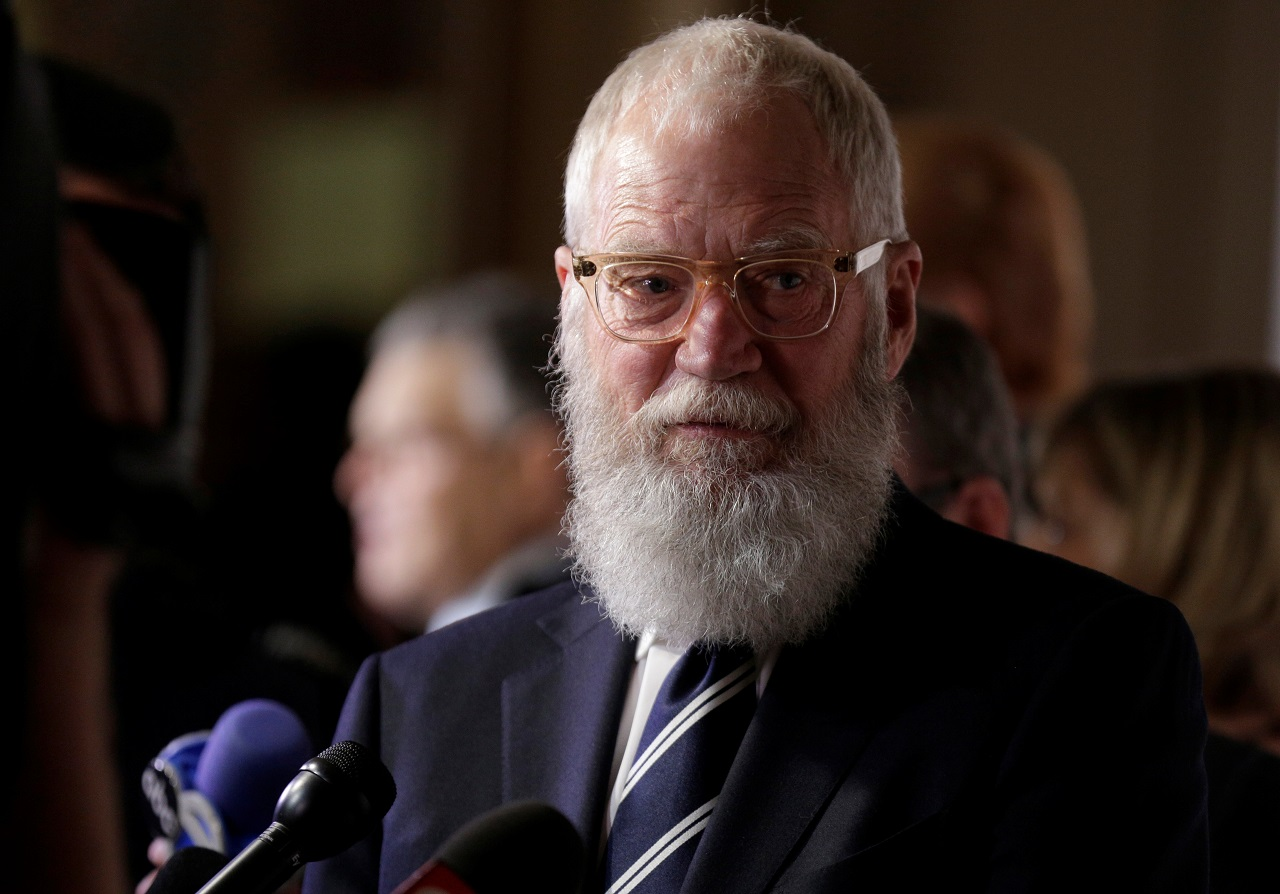 David Letterman apologizes to former 'Late Night' staffer 10 years after being accused of 'sexual favoritism'