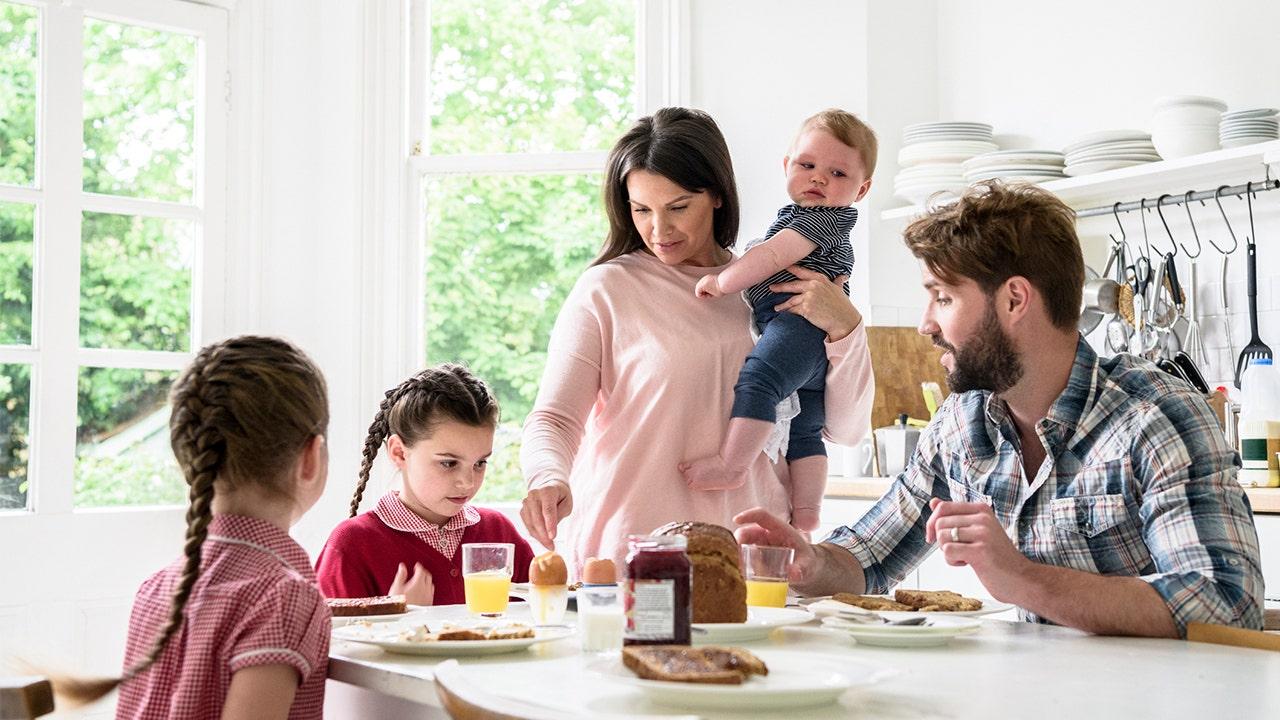 Motherhood is like 2.5 full time jobs, study says