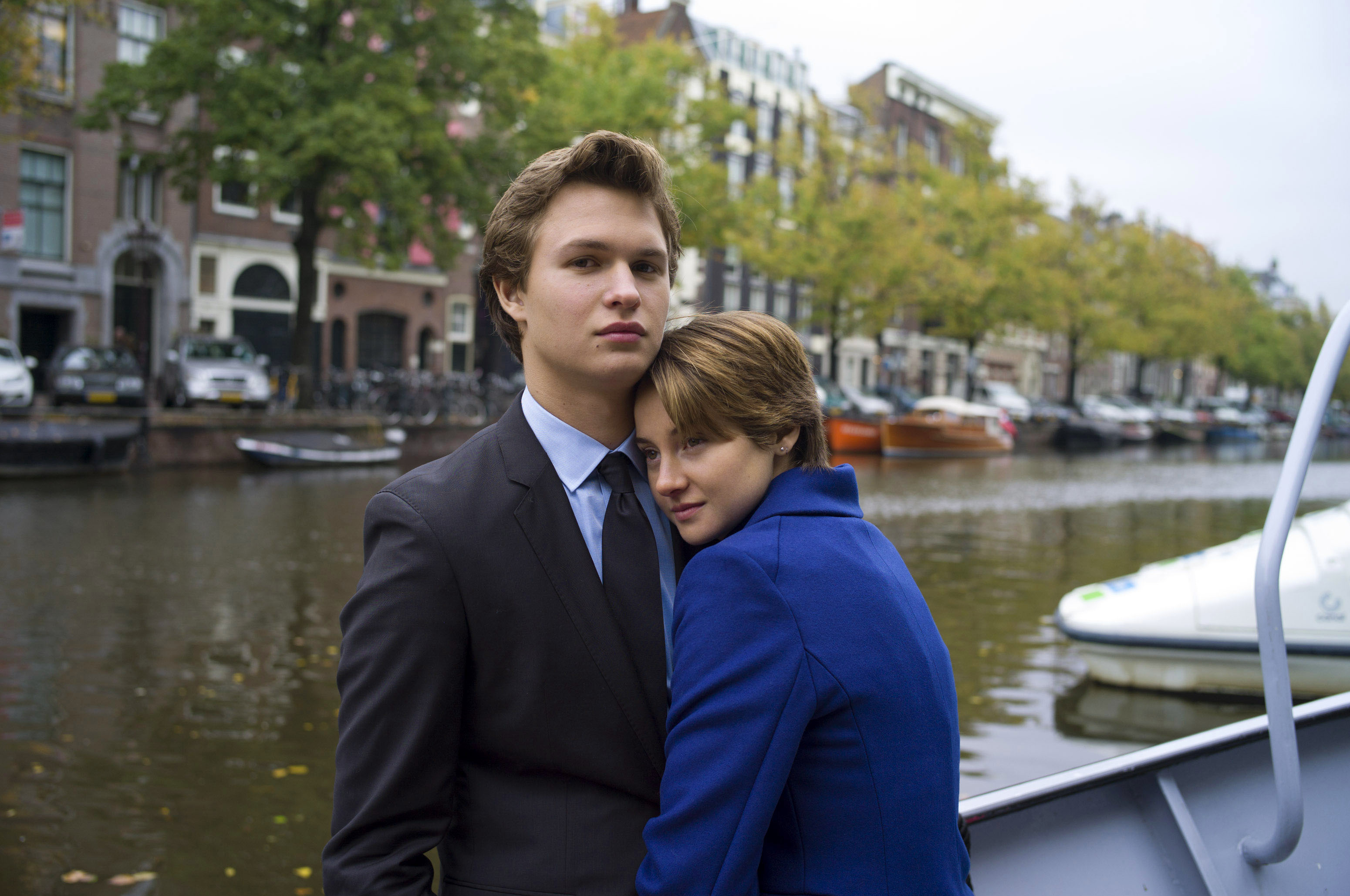 Shailene Woodley kicks Tom Cruise's butt at box office