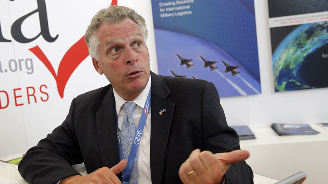 McAuliffe gets $25,000 from businessman linked to former governor's EB-5 visa scandal