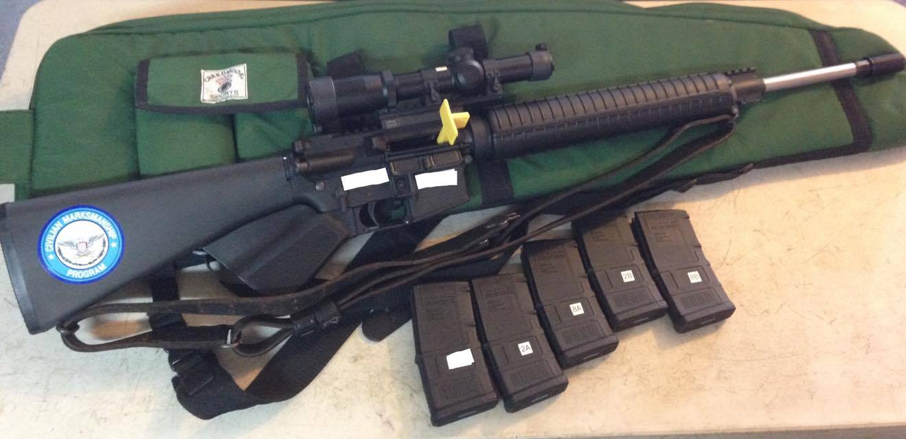 How California gun owners are legally keeping their AR-15 rifles