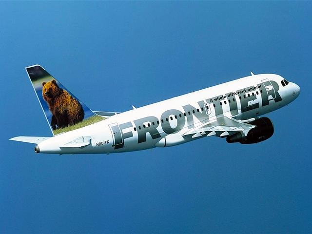 Frontier Airlines to charge for drinks, carry-on bags