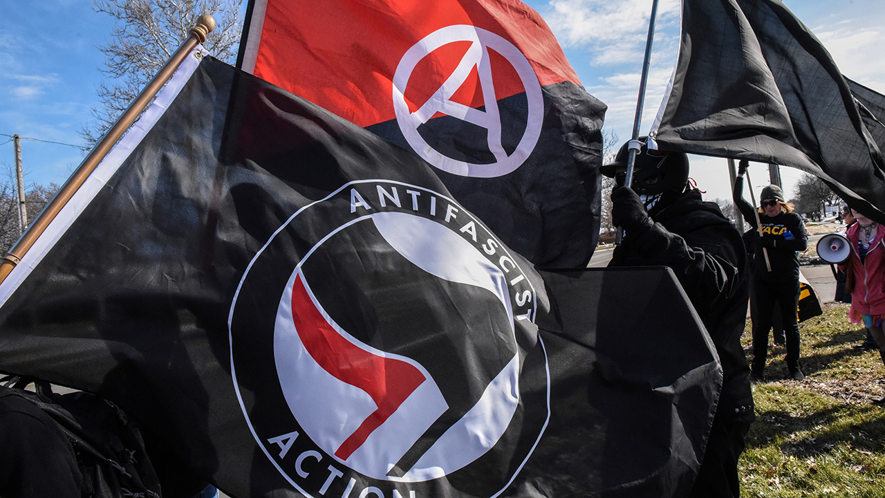 Westlake Legal Group ga-antifa-arrests FBI probing Antifa plot to buy guns from Mexican cartel, 'stage an armed rebellion at the border' Lukas Mikelionis fox-news/us/crime/police-and-law-enforcement fox-news/us/crime/antifa fox-news/us/crime fox-news/tech/topics/fbi fox news fnc/us fnc de9aced5-cdec-5bb3-b3a9-f3ab05e2edf0 article